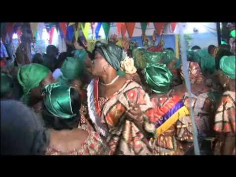 Petwo-Kongo rite: Ezili - Kay lwa m nan boule (Video 21)