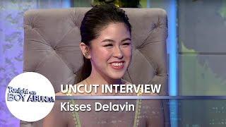 TWBA Uncut Interview: Kisses Delavin