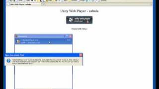 Unity 3d Web Browser Plugin - YT