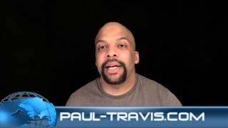 Go Get Your Blessing: Paul Travis