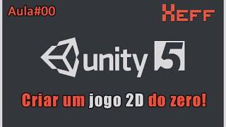Unity2D: Criar um jogo 2D do zero
