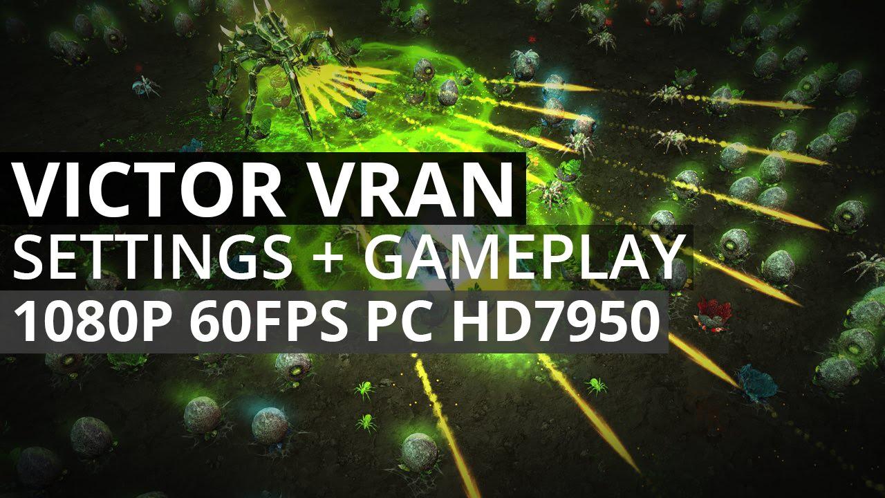 Victor Vran - Gameplay Settings 1080P 60 FPS 7950 GPU ...