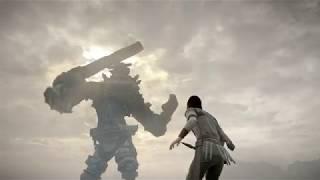 PS4《汪達與巨像》宣傳影像