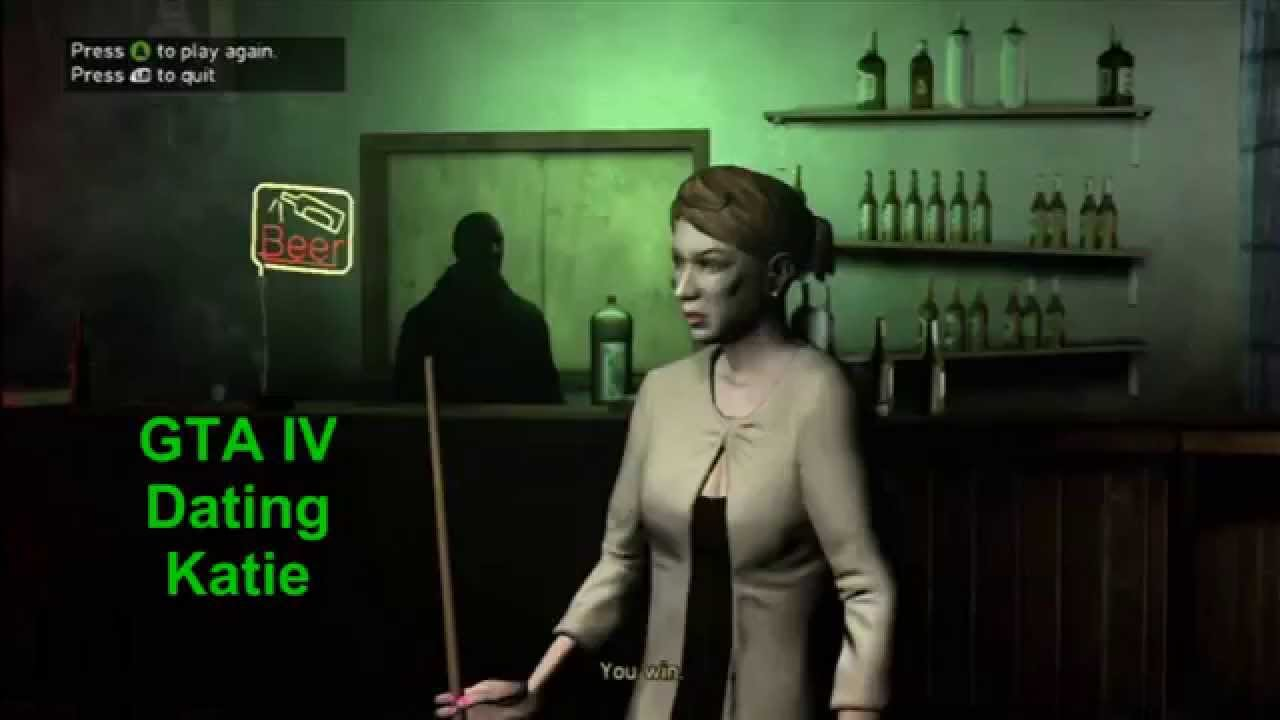 Grand Theft Auto Iv Hookup Kate