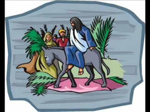 YERUSALEM LIHATLAH RAJAMU - Piano (Palm Sunday)