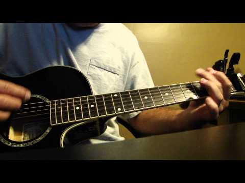 How to Play Colder Weather by the Zac Brown Band