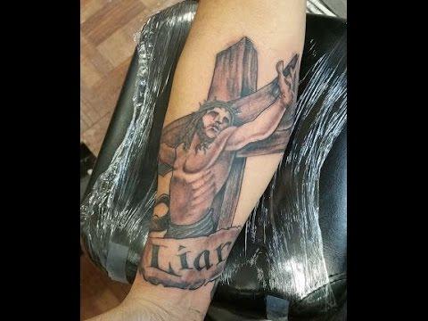 Tatuaje De Jesucristo Youtube