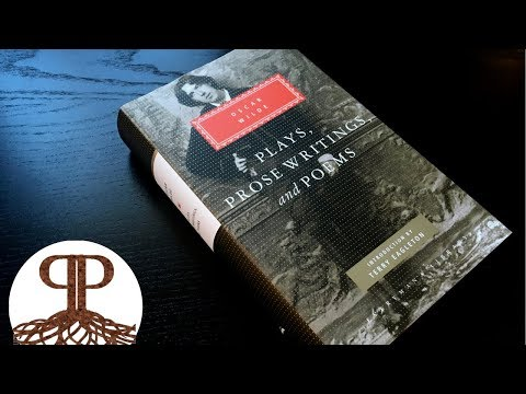 Plays, Prose Writings and Poems – Oscar Wilde | Everyman's Library Collection
