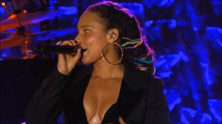 Alicia Keys Empire State Of Mind Part II Broken Down Jay Z Tribute