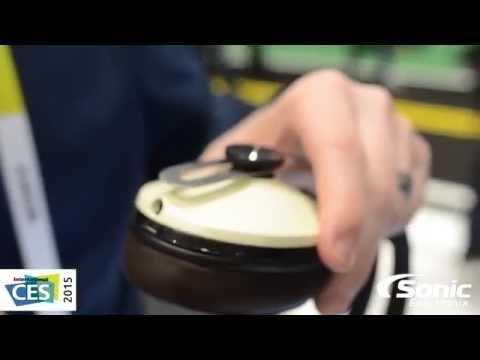 Sennheiser Momentum Wireless Bluetooth Headphones w/  Noise-Canceling | CES 2015