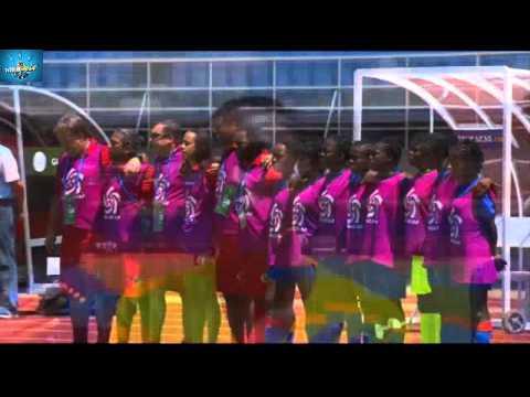Concacaf U17 Women's Championship: Haiti vs Guatemala ( Resume )