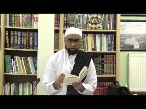 The Recitation of the Ahl al-Badr