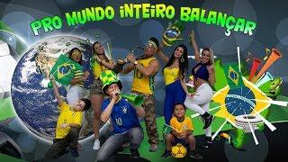 Johnny Roger - Pro Mundo Inteiro Balançar (Official Video) (Música da Copa 2018)