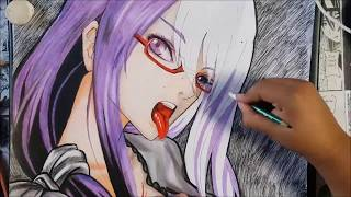 Download Video Speed Drawing-Rize Kamishiro//Tokyo Ghoul-Pedidos#4 MP3 3GP MP4