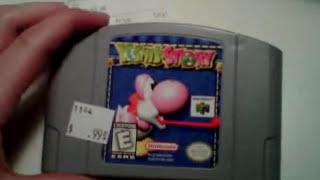 Epic Nintendo 64 Game Haul