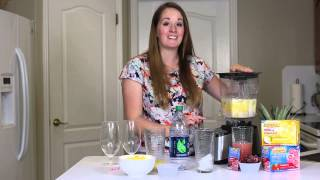 Pineapple Cooler And Raspberry Refresher Recipe With Emergen-c