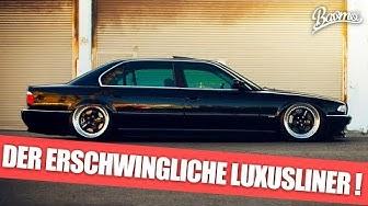 Der erschwingliche Luxusliner! | BMW E38 Gebrauchtwagen-Tipp