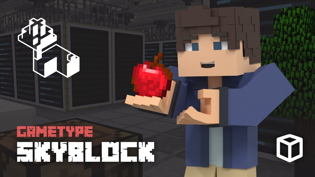 Minecraft Skyblock Server - Apex Minecraft Hosting