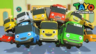 Tayo English Episodes l Tayo's Advenutre as a city bus l Cartoon for Kids l Tayo the Little Bus