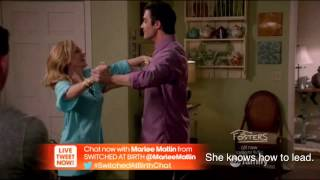"Switched at Birth ""Waltzing 101"""