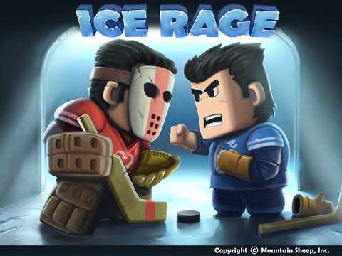 Обзор игры Ice Rage