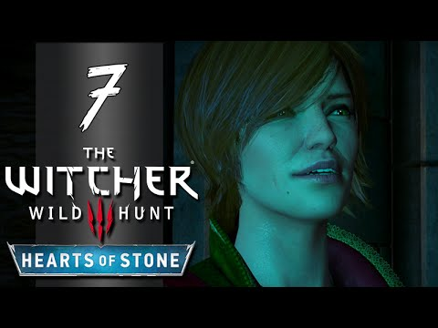 Lets Play ► The Witcher 3: Hearts of Stone - Part 7 - Dead Mans Party