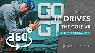 JP Performance 4K VR 360° - Carporn VW Golf VII 500PS