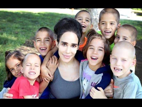 10 ЛЕТ НАЗАД НАДЯ СУЛЕМАН РОДИЛА 8 ДЕТЕЙ | КАК ОНИ ВЫГЛЯДЯТ И ЖИВУТ СЕЙЧАС
