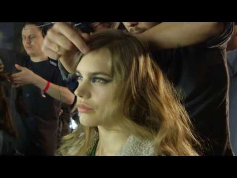 Hair Tutorial: BaByliss House of Holland AW14 The Monkey Wind