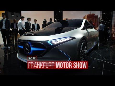 Mercedes-Benz EQA shows the future of electric Benzes
