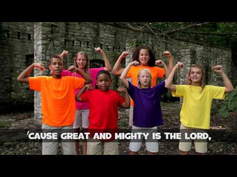 Mighty Fortress Music Praise the Name of Jesus