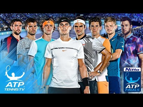Watch 2017 Nitto ATP Finals LIVE streaming on Tennis TV!