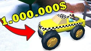 MONSTER TRUCK JAILBREAKU W ! ROBLOX #408