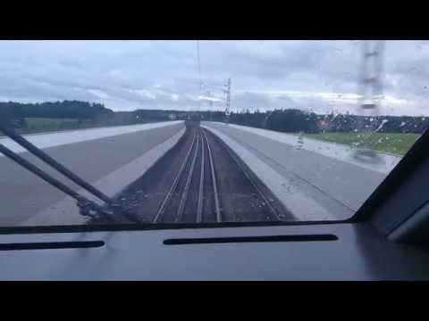 "VR Class Sm3 ""Pendolino"" Test Drive from Haarajoki to Ilmala Yard"
