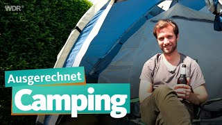 Calculated Camping | WDR Reisen