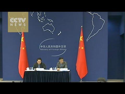China seeks international anti-terrorism cooperation