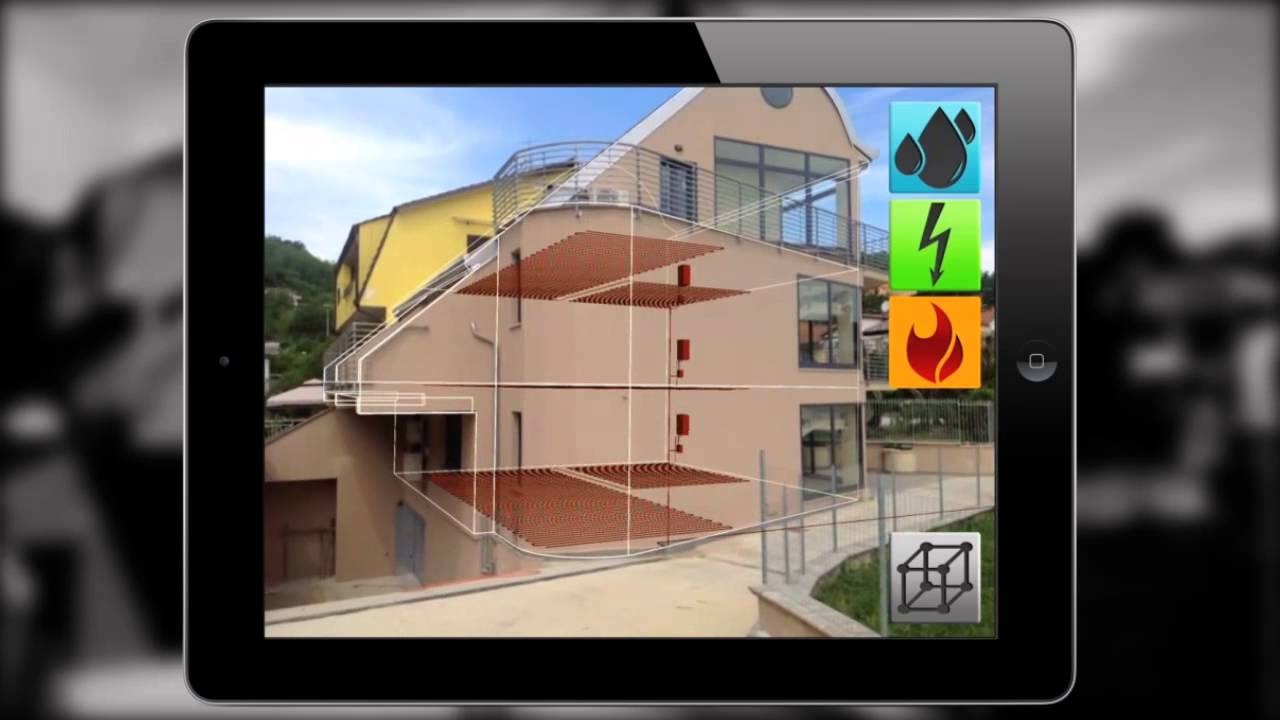 augmented reality building