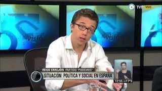 V7inter - Situación política y social en España