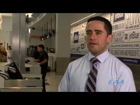 Careers In Aviation - Juan Ruano JetBlue Airlines