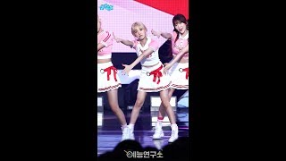 [예능연구소 직캠] 우주소녀 해피 루다 Focused @쇼!음악중심_20170617 Happy WJSN LUDA