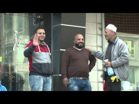 الكاميرا الخفية الفلسطينية امسك اعصابك (1) الحلقة الخامسة شغل بالاجبار