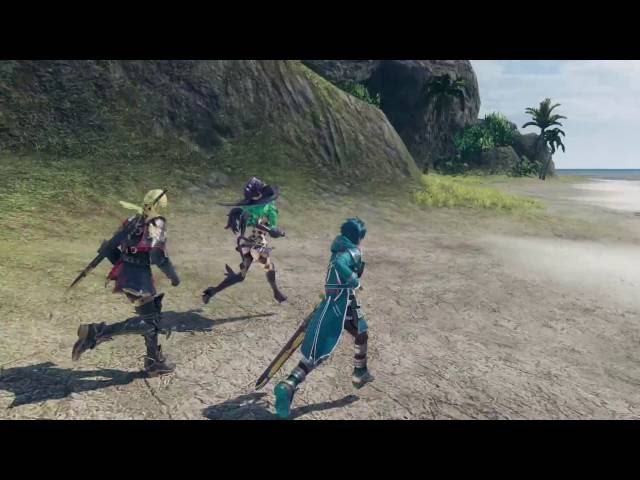 Star Ocean: Integrity and Faithlessness - Depth of Gameplay Trailer