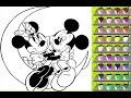 Mickey Coloring Pages Free Online Coloring Games