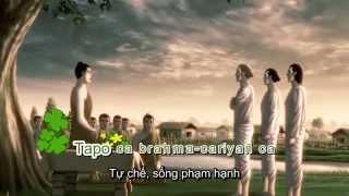Mangala Sutta - Hạnh Phúc Kinh (Pali Việt Karaoke)