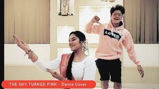MEMBA - The sky turned pink   Dance Cover   Nooran Sisters   Evangiia   VinDeep   #ytshorts