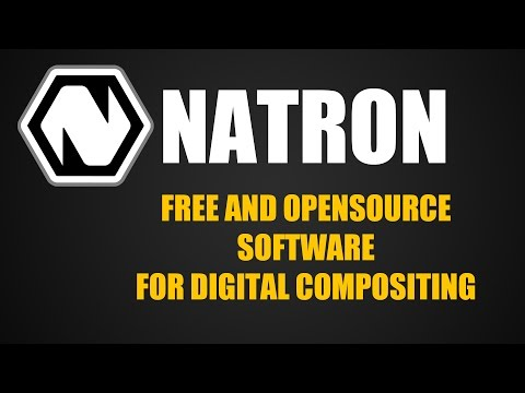 NATRON - Free and Opensource Digital Compositing Software