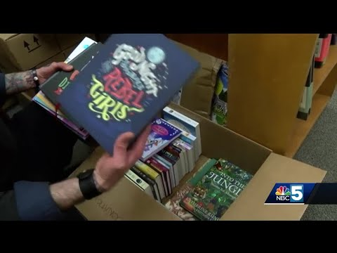 Woodstock bookshop helping give gift of reading