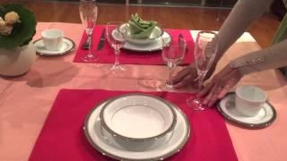第1回 稲見和子テーブルコーディネート講座 テーブルコーディネート 検索動画 1