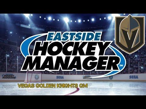 Eastside Hockey Manager: Vegas Golden Knights Ep. 1
