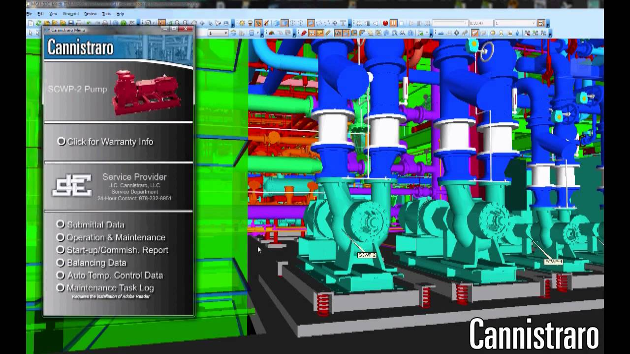 6d Bim Enabled Facilities Management Youtube